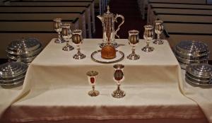 communion silver