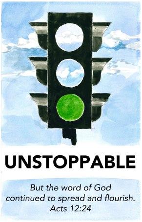 unstoppable art